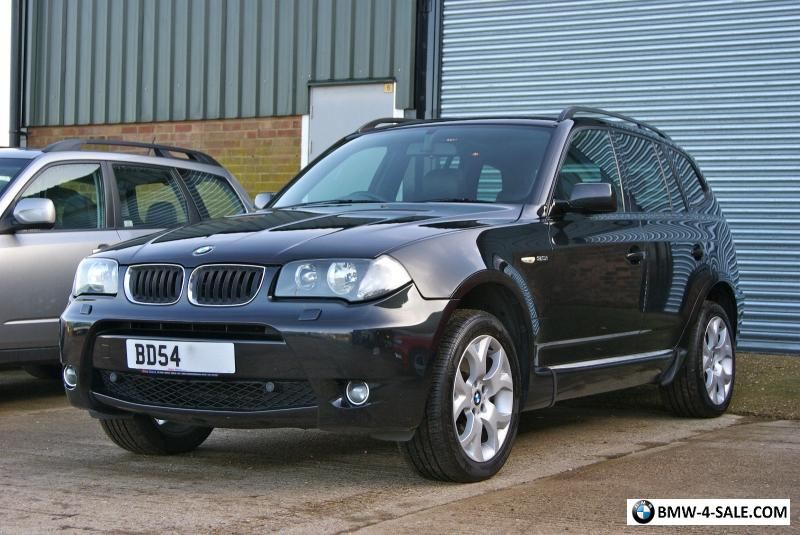 2004 Four Wheel Drive X3 for Sale in United Kingdom