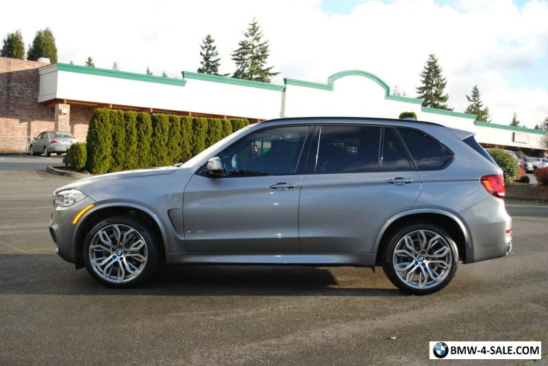 2015 bmw x5 xdrive35i sport utility 4 door m sport for sale in united states. Black Bedroom Furniture Sets. Home Design Ideas