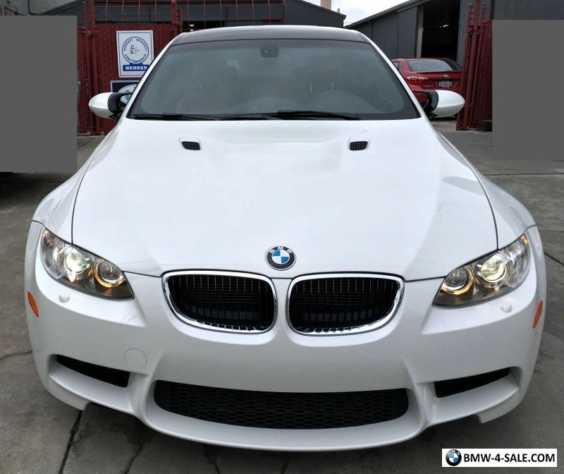 2012 BMW M3 For Sale In United States