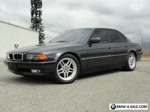 2000 Bmw 7 Series Sport M For Sale In United States