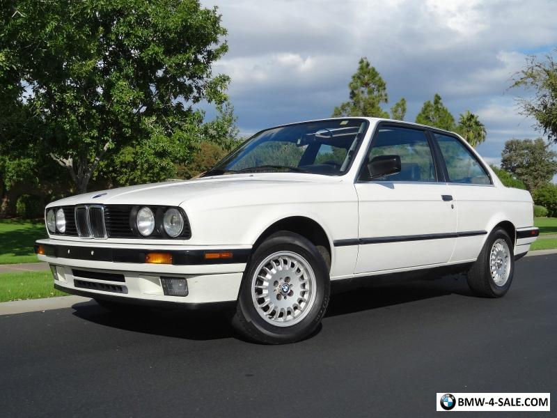1989 BMW 3Series for Sale in United States