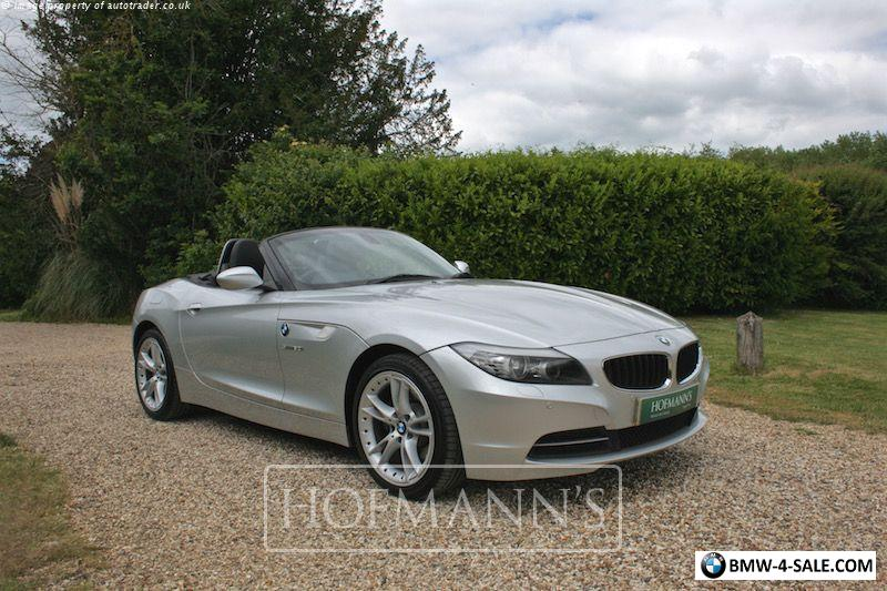 2009 Sports Convertible Z4 For Sale In United Kingdom