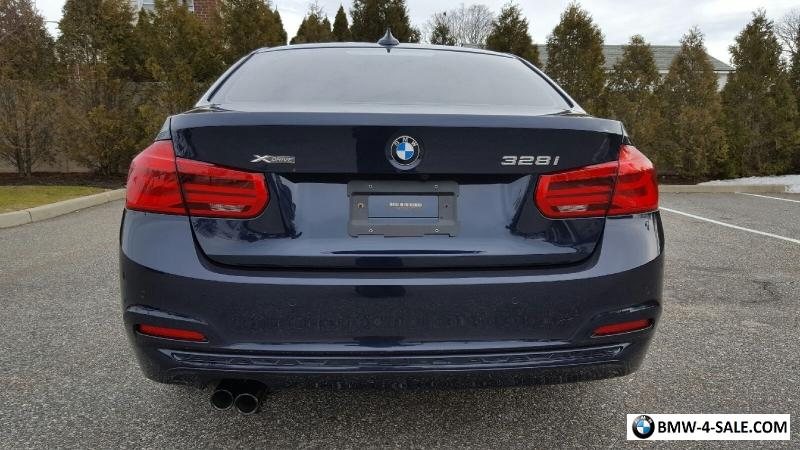 2016 Bmw 3 Series Only 300 Miles 328i Xdrive For Sale In