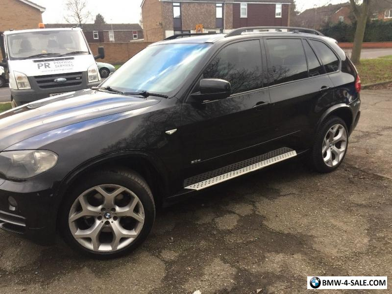 Bmw X5 For Sale In United Kingdom
