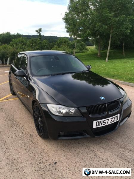Bmw 335d For Sale >> 2007 Bmw 335 for Sale in United Kingdom
