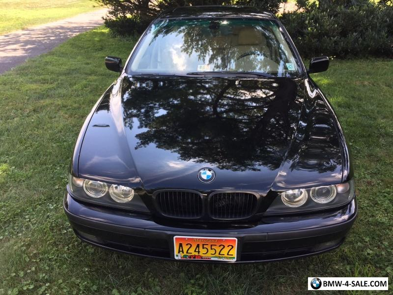 2000 BMW 5 Series M Sport with Dinan Performance for Sale