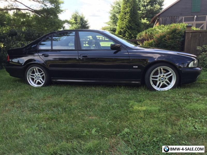2000 bmw 5 series m sport with dinan performance for sale. Black Bedroom Furniture Sets. Home Design Ideas