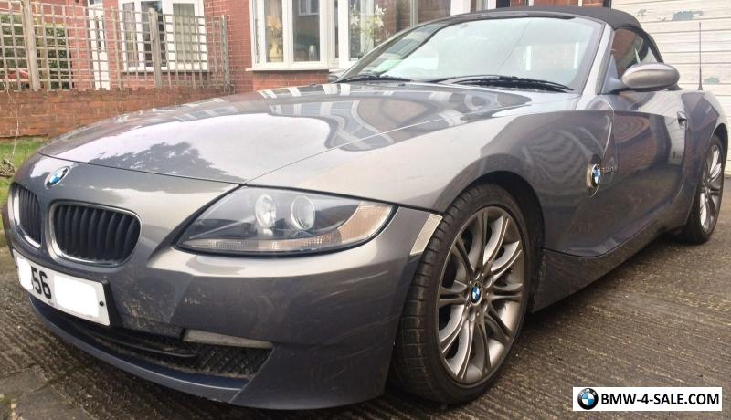 2007 Sports Convertible Z4 For Sale In United Kingdom