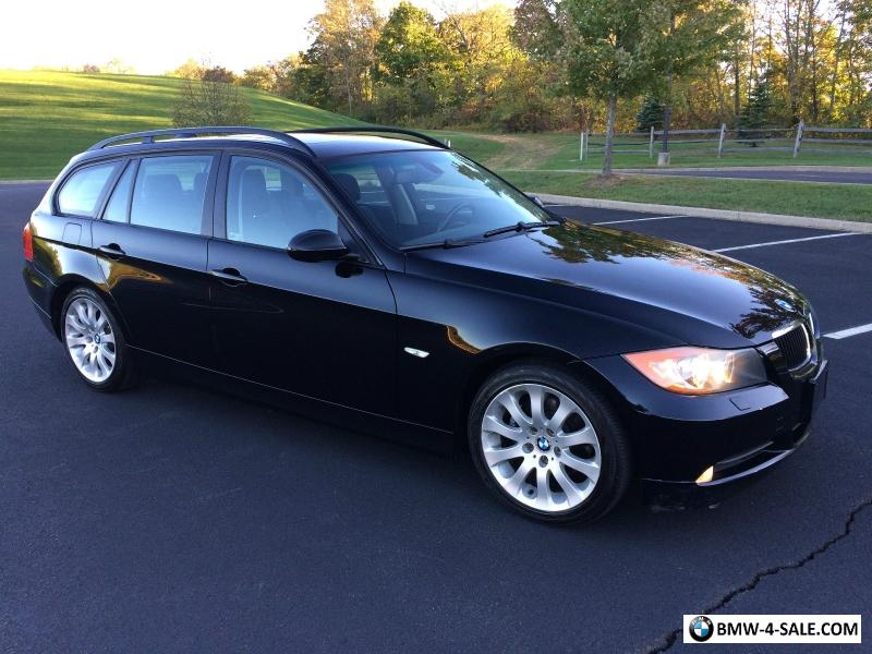 2007 bmw 3 series 328xi awd wagon sport prem cld weath pkg. Black Bedroom Furniture Sets. Home Design Ideas