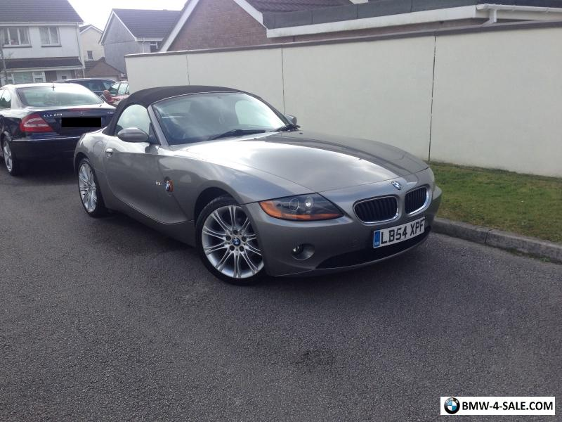 2005 Sports Convertible Z4 For Sale In United Kingdom