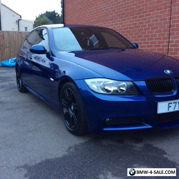 Bmw 320d M Sport: 2006 Saloon 320 For Sale In United Kingdom