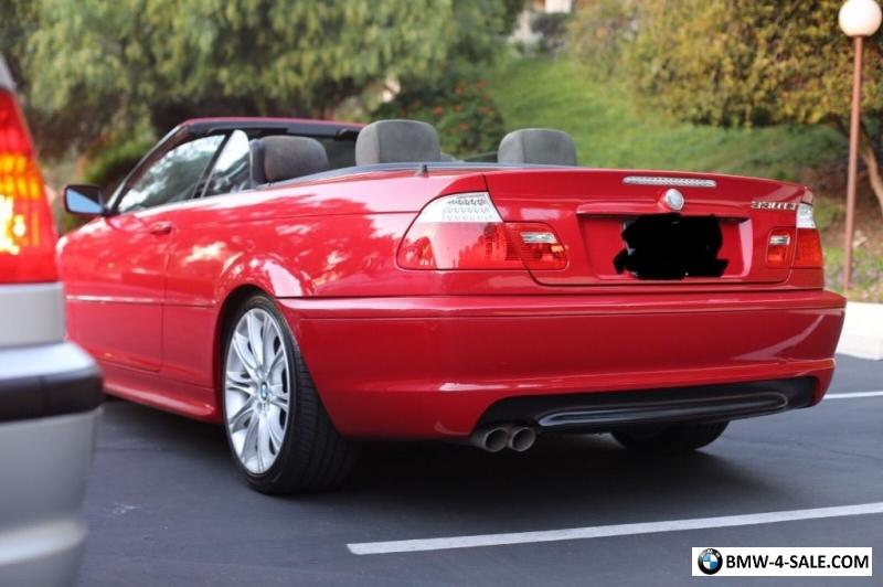 2004 bmw 3 series e46 zhp for sale in united states. Black Bedroom Furniture Sets. Home Design Ideas