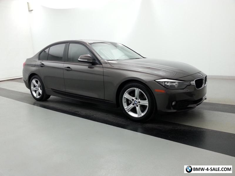 2014 bmw 3 series 2014 bmw 3 series 328 diesel sedan 23500 offer for sale in united states. Black Bedroom Furniture Sets. Home Design Ideas