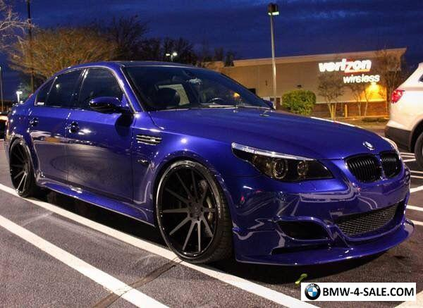 2006 bmw m5 for sale in united states