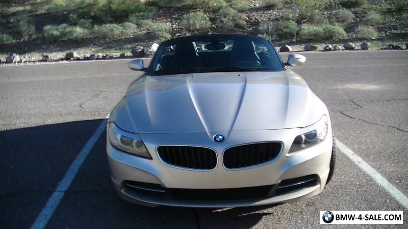 2009 Bmw Z4 Sdrive30i Convertible 2 Door For Sale In