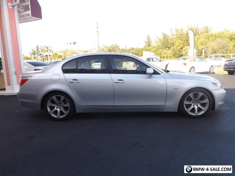 2004 Bmw 5 Series For Sale In United States