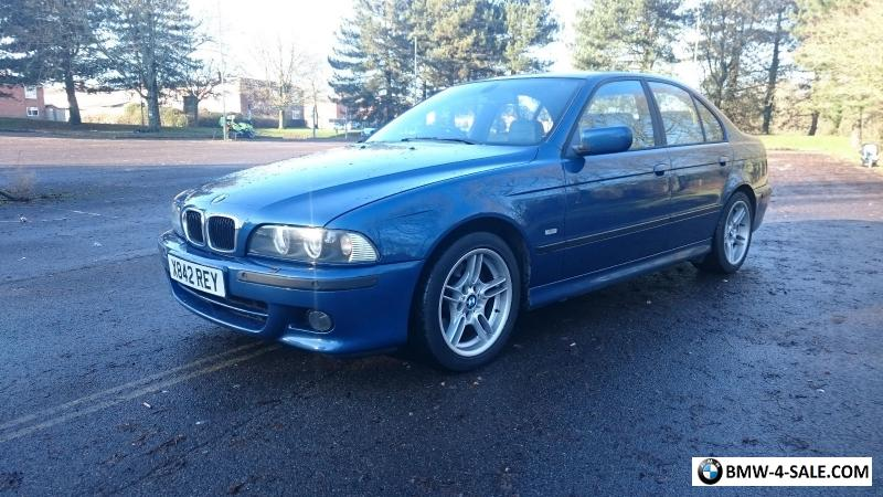 2000 Saloon 5 Series For Sale In United Kingdom