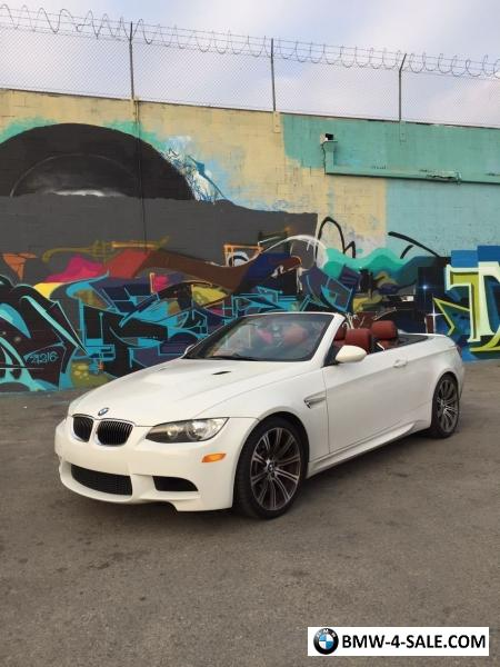 2008 bmw m3 base convertible 2 door for sale in united states. Black Bedroom Furniture Sets. Home Design Ideas