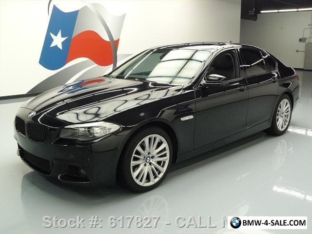 2011 Bmw 550i For Sale >> 2011 BMW 5-Series 550I SPORT TURBO SUNROOF NAV HEATED