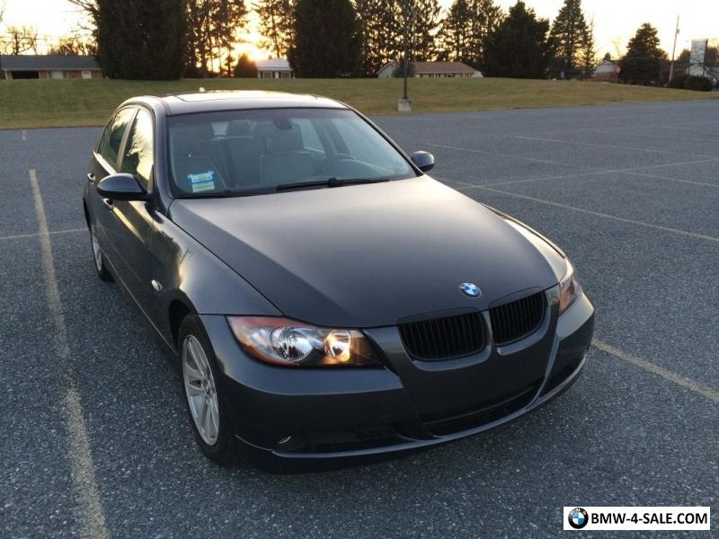 2007 Bmw 3 Series 328i For Sale In United States