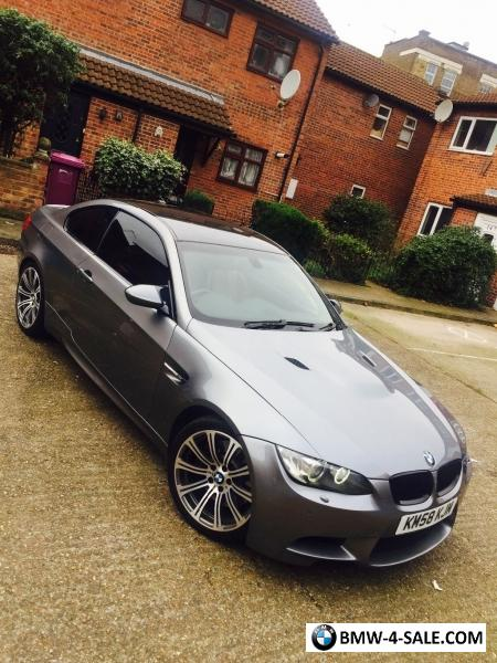 2008 Coupe M3 for Sale in United Kingdom