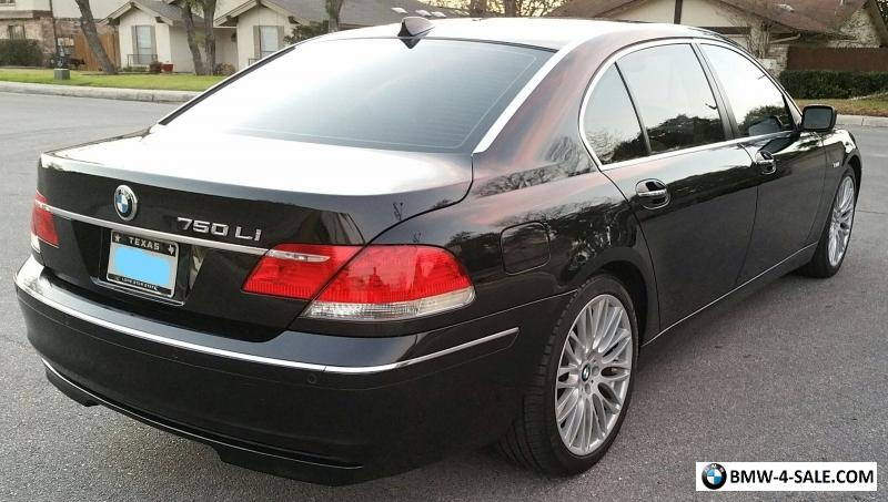 2006 bmw 7 series for sale in united states. Black Bedroom Furniture Sets. Home Design Ideas