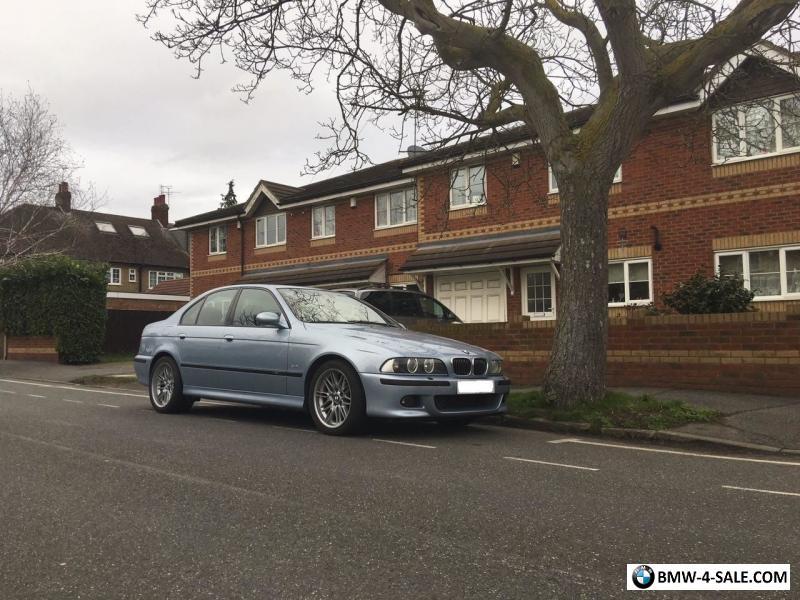 2000 standard car m5 for sale in united kingdom. Black Bedroom Furniture Sets. Home Design Ideas