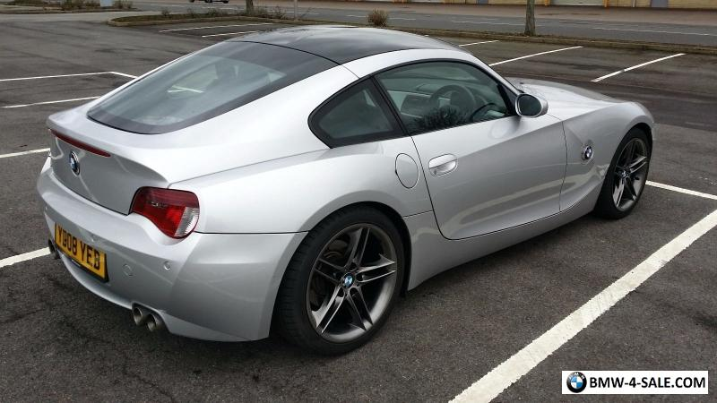 2008 Coupe Z4 For Sale In United Kingdom