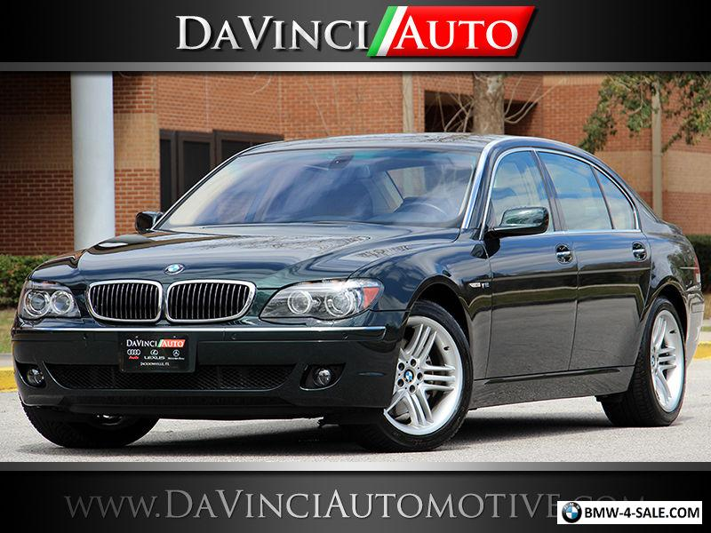 Bmw 760li For Sale >> 2006 Bmw 7 Series For Sale In United States
