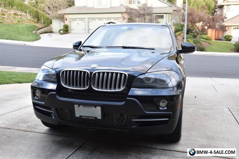 2008 Bmw X5 4 8i