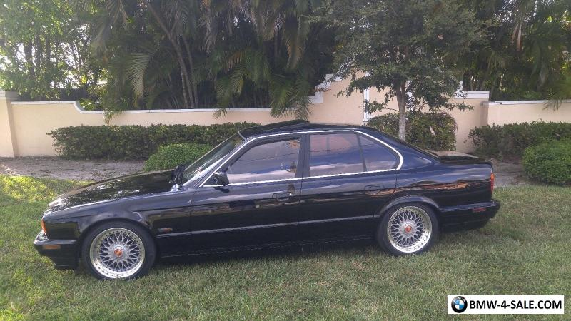 1995 Bmw 5 Series 525i For Sale In United States