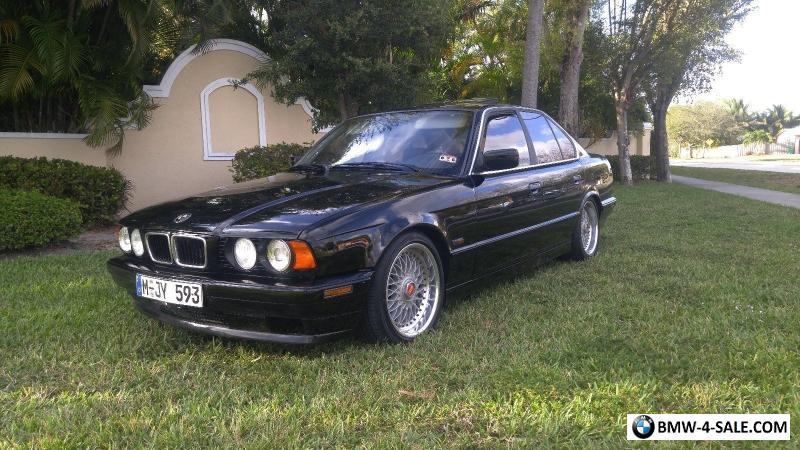 1995 bmw 525i value