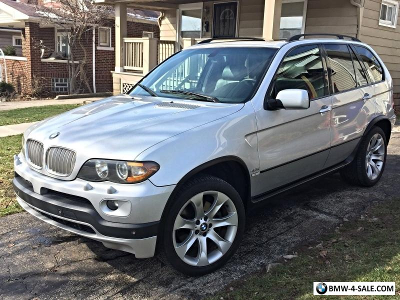 2006 BMW X5 Sports package MBODY for Sale in United States