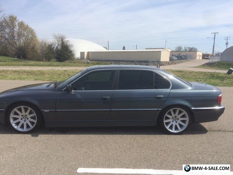 2001 BMW 7-Series 740iL for Sale in United States
