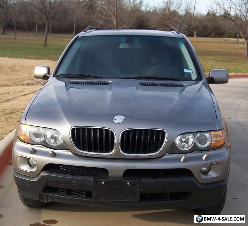 2006 BMW X5 Sport Deluxe For Sale In United States