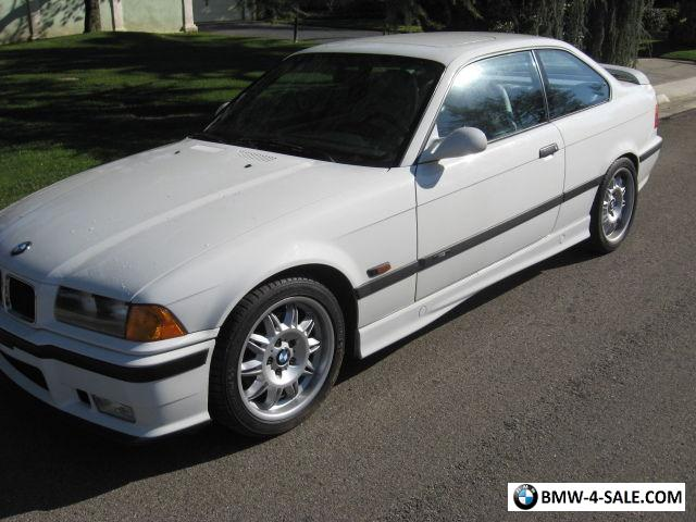 1996 BMW M3 SPORT TRIM - LEATHER for Sale in United States