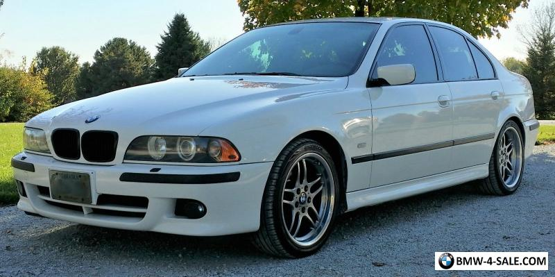 2003 Bmw 5 Series 540i M Sport For