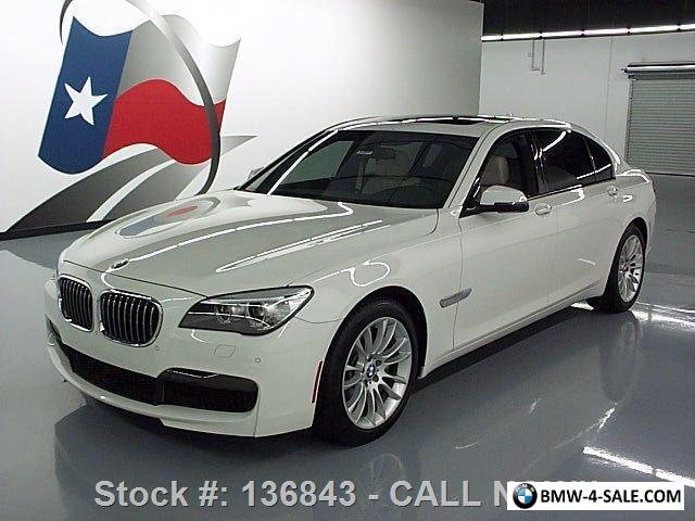 2013 bmw 7 series 740li m sport turbocharged sunroof nav for sale in united states. Black Bedroom Furniture Sets. Home Design Ideas