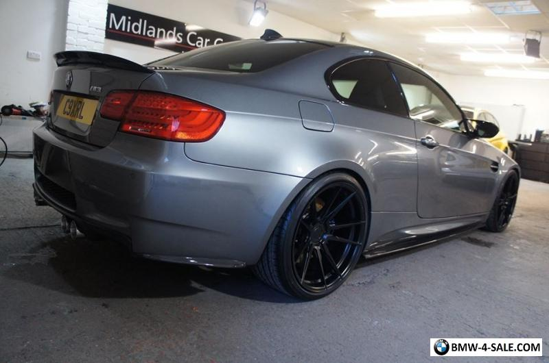2008 coupe m3 for sale in united kingdom. Black Bedroom Furniture Sets. Home Design Ideas