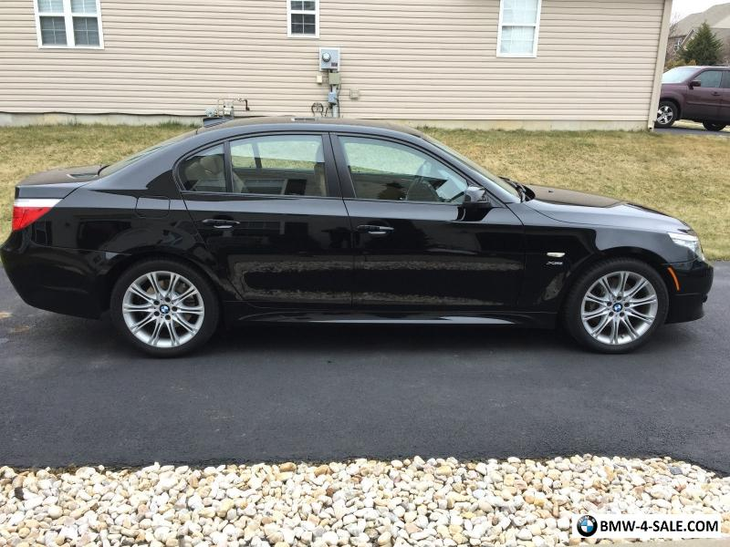 2010 bmw 5 series m sport sedan 4 door for sale in united states. Black Bedroom Furniture Sets. Home Design Ideas