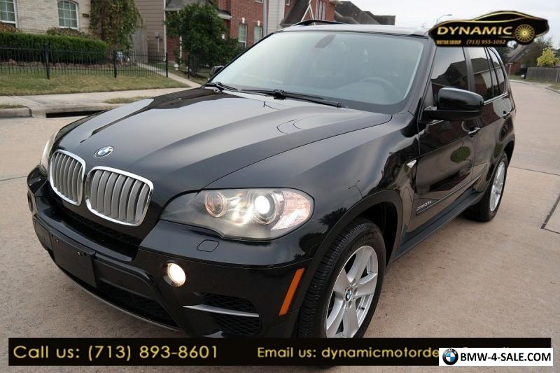 2011 Bmw X5 35d For Sale In United States