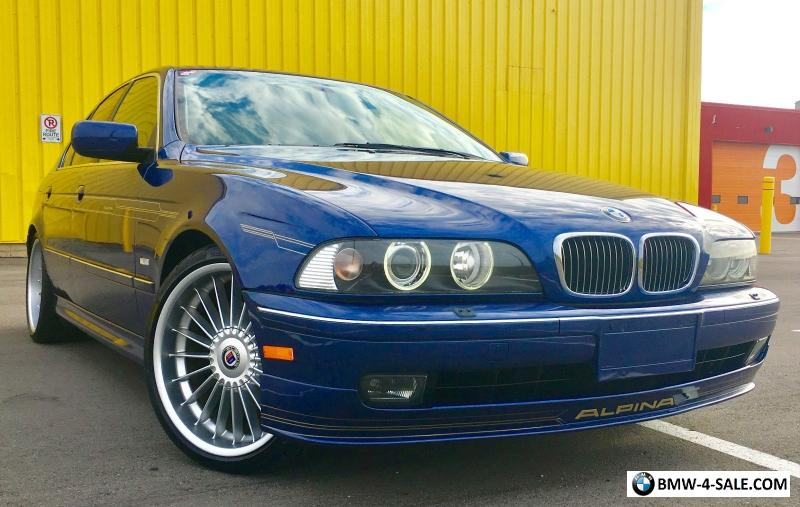 1998 BMW 5-Series ALPINA B10 V8 for Sale in United States