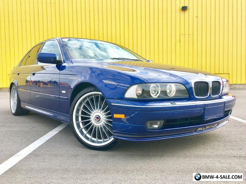 BMW Series ALPINA B V For Sale In United States - Bmw 5 series alpina for sale