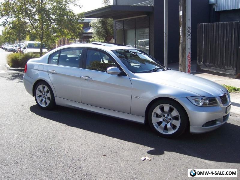 2006 Bmw 325i Price >> Bmw 3 Series For Sale In Australia