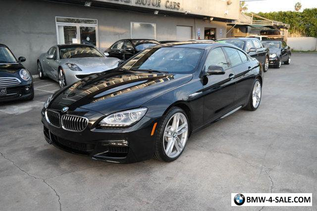 2014 Bmw 6 Series 640i Gran Coupe For Sale In United States