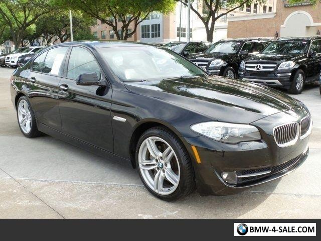 2011 bmw 5 series 535i for sale in united states. Black Bedroom Furniture Sets. Home Design Ideas
