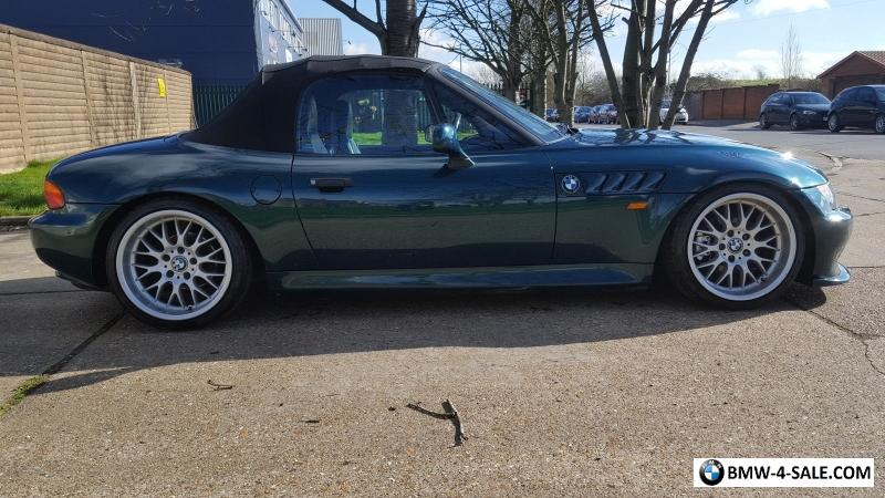 1997 Convertible Z3 For Sale In United Kingdom