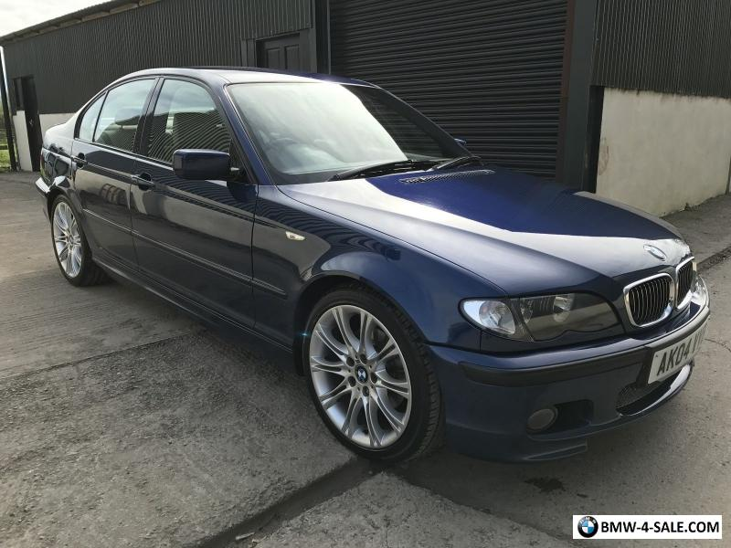 2004 Saloon 325 For Sale In United Kingdom