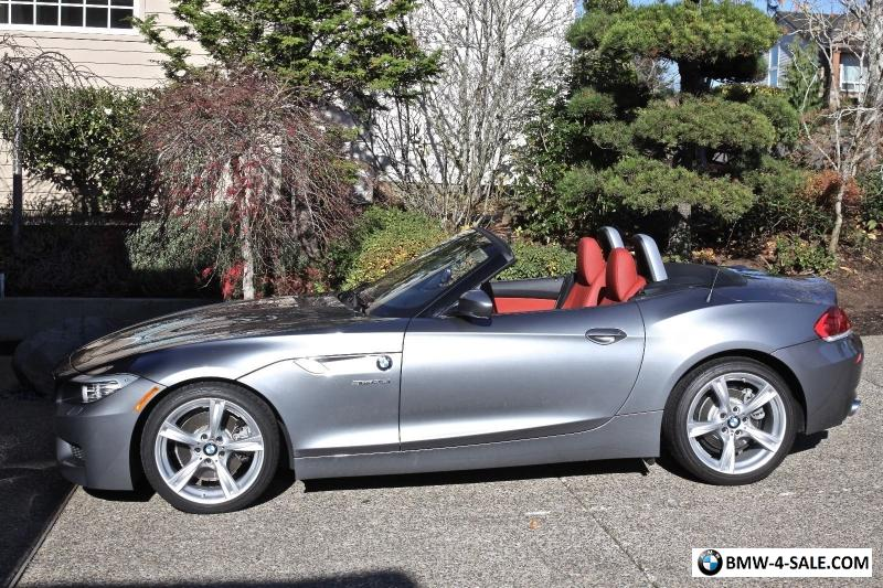 2012 bmw z4 sdrive35i convertible 2 door for sale in united states. Black Bedroom Furniture Sets. Home Design Ideas