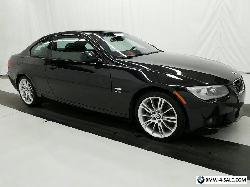 2013 bmw 3 series m sport 335 coupe x drive nav full bmw - Bmw 3 series m sport coupe ...